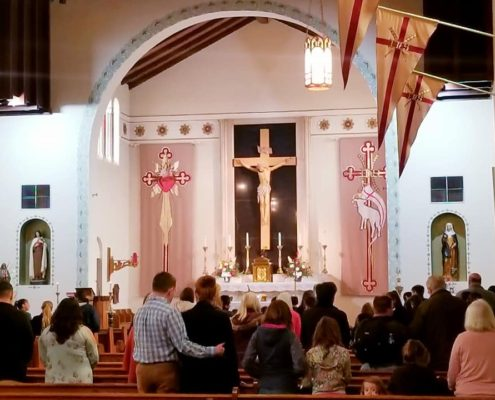 Pro-Life Mass at St. Brigid – 01/12/18