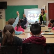2nd & 3rd graders, St. Ritas, Tulare - 02/04/2019