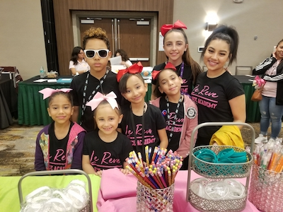 Girls World Expo Fresno CA - 03/03/2019